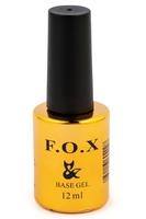 FOX Base Coat (базовое покрытие для гель-лаков)