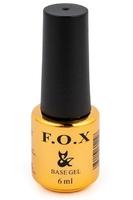 FOX Base Coat ( базовое покрытие для гель-лаков )
