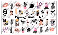 Слайдер-дизайн Crystaloff 461