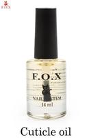 Масло для ухода за кутикулой F.O.X Cuticle oil (14 мл)