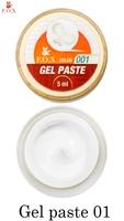 Гель-паста F.O.X Gel paste 001(5 мл)