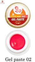 Гель-паста F.O.X Gel paste 002 (5 мл)