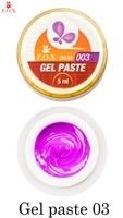 Гель-паста F.O.X Gel paste 003 (5 мл)