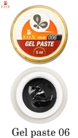 Гель-паста F.O.X Gel paste 006 (5 мл)
