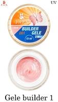 Моделирующий гель-желе F.O.X Gele builder gel UV 001 (15 мл)