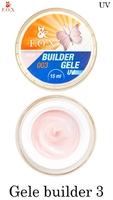 Моделирующий гель-желе F.O.X Gele builder gel UV 003 (15 мл)