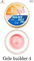 Моделирующий гель-желе F.O.X Gele builder gel UV 004 (15 мл)
