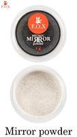 Зеркальная пудра F.O.X Metalic mirror powder (вес 1г)