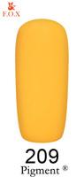 Гель-лак FOX 209 (12мл)