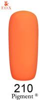 Гель-лак FOX 210 (12мл)