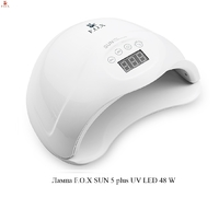 Лампа FOX plus UV LED 48 W SUN 5