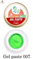 Гель-паста F.O.X Gel paste 007 (5 мл)