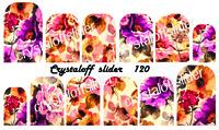 CRYSTALOFF SLIDER 120