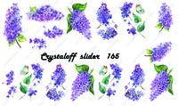 CRYSTALOFF SLIDER 165