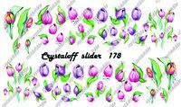 CRYSTALOFF SLIDER 178