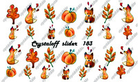 CRYSTALOFF SLIDER 183