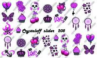 CRYSTALOFF SLIDER 208