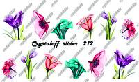 CRYSTALOFF SLIDER 212