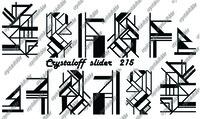 CRYSTALOFF SLIDER 215