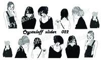 CRYSTALOFF SLIDER 022