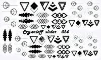 CRYSTALOFF SLIDER 024