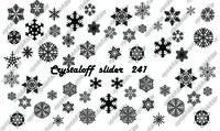 CRYSTALOFF SLIDER 241