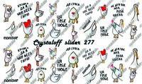 CRYSTALOFF SLIDER 277