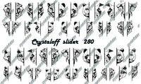 CRYSTALOFF SLIDER 280