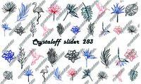 CRYSTALOFF SLIDER 283
