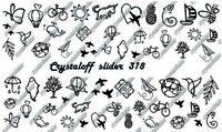 CRYSTALOFF SLIDER 318