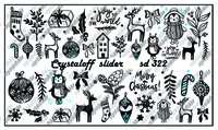 Crystaloff Slider 322