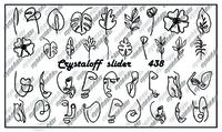 Слайдер-дизайн Crystaloff 438
