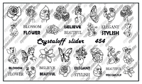 Слайдер-дизайн Crystaloff 454
