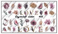 Слайдер-дизайн Crystaloff 455