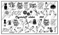 Слайдер-дизайн Crystaloff 460