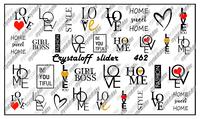 Слайдер-дизайн Crystaloff 462