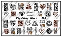 Слайдер-дизайн Crystaloff 463
