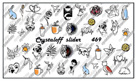 Слайдер-дизайн Crystaloff 469