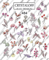 Слайдер-дизайн Crystaloff 484