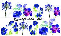 CRYSTALOFF SLIDER 094