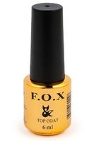 FOX Matte Top Coat ( матовый топ ) 6 мл